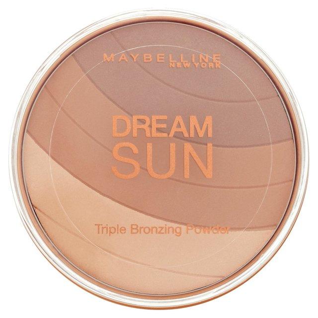Maybelline Face Dream Sun Bronze Powder 02 45g from Ocado