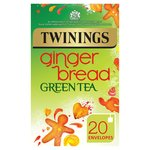 Twinings Gingerbread Green Tea Bags