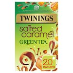 Twinings Salted Caramel Green Tea Bags