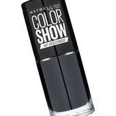 Maybelline Nail Color Show, Blackout 677