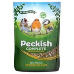 Peckish Complete Seed And Nut No Mess Wild Bird Food Mix