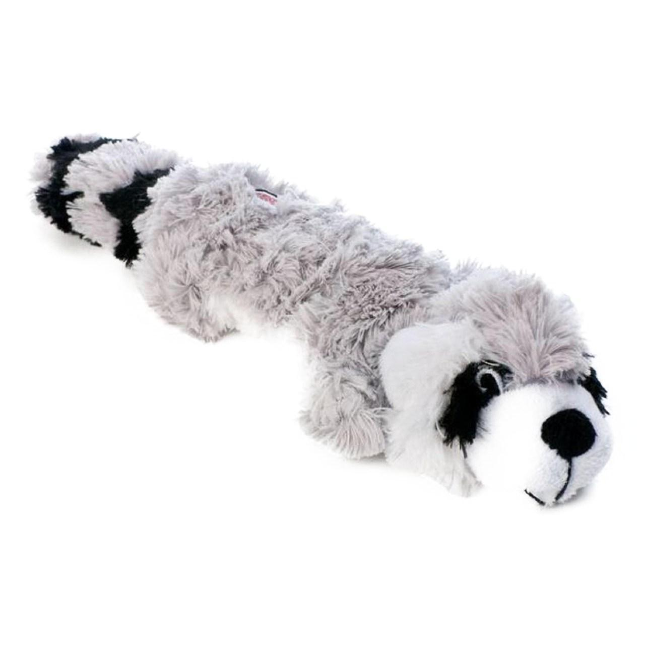 858281171428 KONG Scrunch Knots Raccoon Dog at Fetch.co.uk | The Online Pet Store