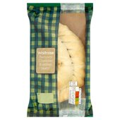Waitrose Hand Crimped Cheddar & Onion Pasty