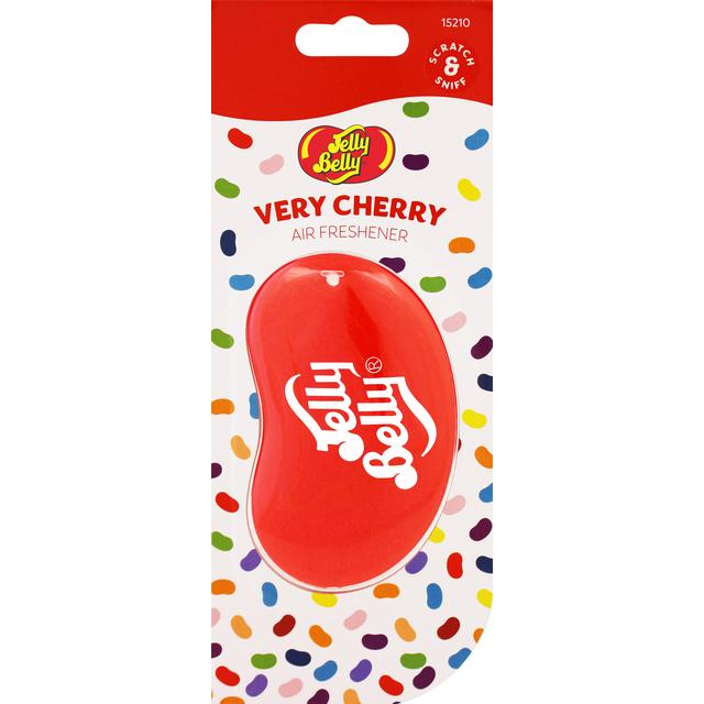jelly belly 3d car air freshener very cherry from ocado. Black Bedroom Furniture Sets. Home Design Ideas