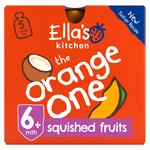 Ella's Kitchen Organic Smoothie Fruits The Orange One