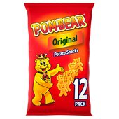 KP Snacks Pom Bear Original 15g x