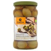 Gaea Organic Green Olives