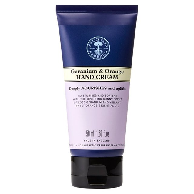 Neal's Yard Remedies Geranium & Orange Hand Cream
