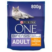 Purina ONE Adult Cat Chicken & Whole Grains