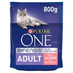 Purina ONE Adult Cat Salmon & Whole Grains