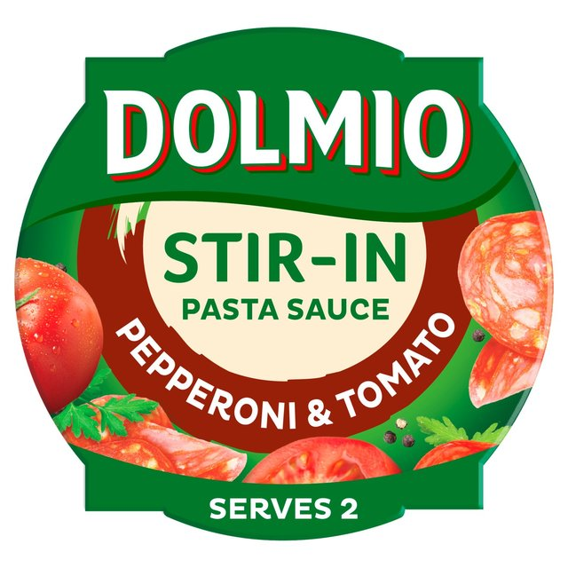 Dolmio Stir In Spicy Pepperoni Pasta Sauce
