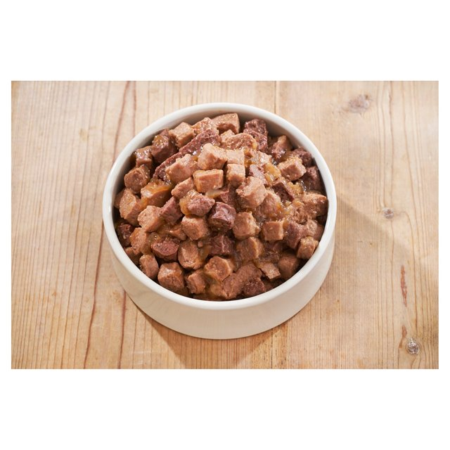 all meat dog food