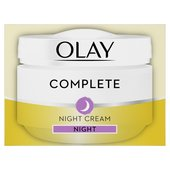 Olay Essentials Complete Care Moisturiser Night Cream