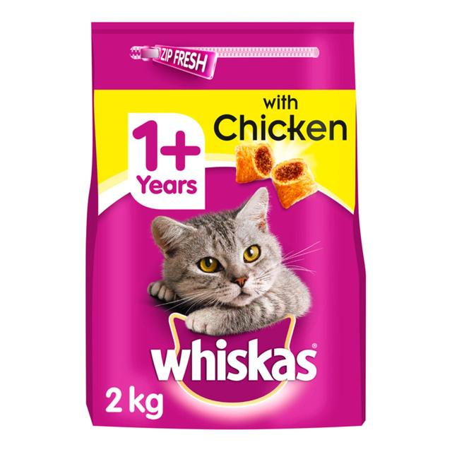 Whiskas Cat Complete Dry with Chicken