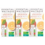 Essential Waitrose Orange Juice Concentrated