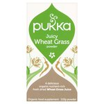 PUKKA Organic Juicy Wheat Grass Powder