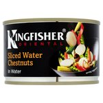 Kingfisher Sliced Water Chestnuts