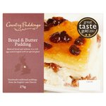 Country Puddings Bread & Butter Pudding