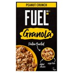 Fuel Granola Peanut Loaded