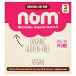 Nom Original Organic Oat Bar Multipack