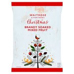 Waitrose Luxury Mixed Fruit Soaked in Brandy
