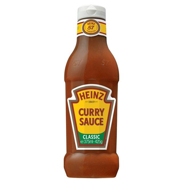 Heinz Curry Sauce Ocado