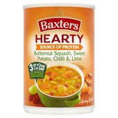 Baxters Hearty Butternut Squash & Sweet Potato Soup