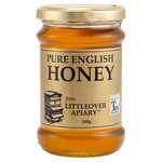 Littleover Apiaries Pure English Clear Honey