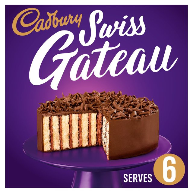 Gateau chocolate log