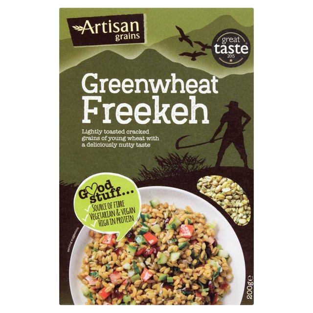 Greenwheat