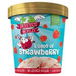 Perfect World Loads of Strawberry Dairy Free Ice Cream