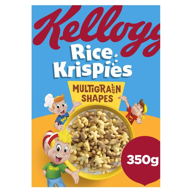 Kelloggs rice krispies multi grain shapes 350g from ocado kelloggs rice krispies multi grain shapes ccuart Gallery