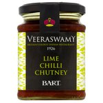 Bart Veeraswamy Lime Chilli Chutney