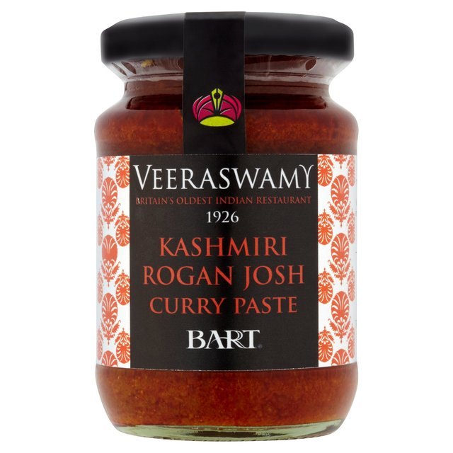 Bart Veeraswamy Kashmiri Rogan Josh Curry Paste