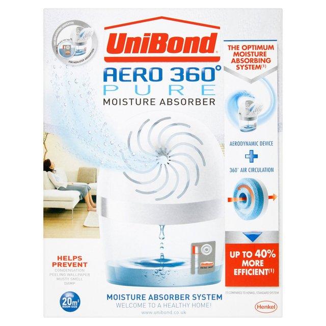 unibond aero 360 device from ocado. Black Bedroom Furniture Sets. Home Design Ideas