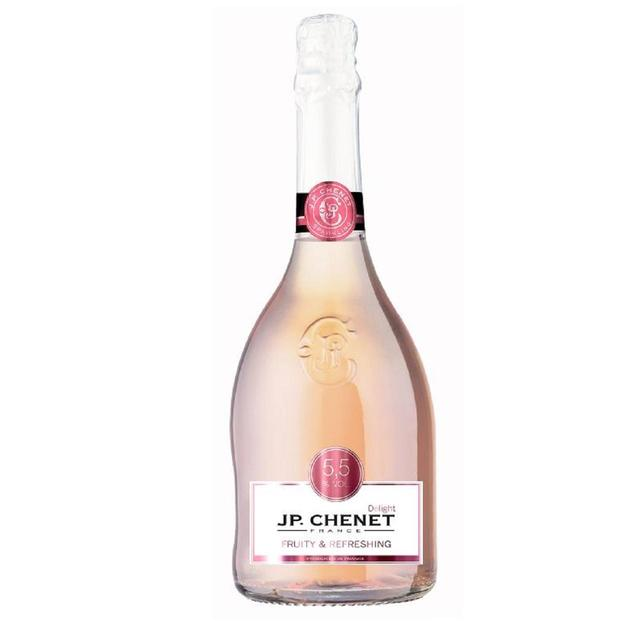 Jp Chenet Smooth Fruity Sparkling Light Rose 5 5 Ocado