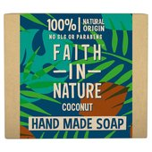 Faith in Nature Coconut Pure Hand Made Soap Bar