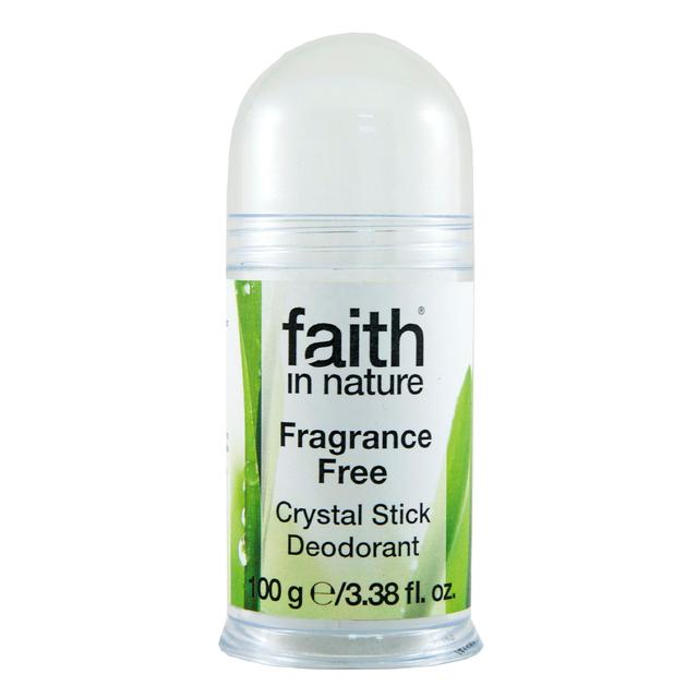 Faith in Nature Crystal Deodorant Stick | Ocado