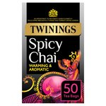 Twinings Spicy Chai Tea Bags