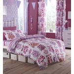 Catherine Lansfield Kids Cotton Owl Bedding Set