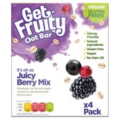 Get Fruity Moist Mixed Berry Bar