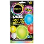 Multicoloured Light Up Balloons