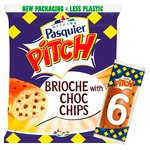 Brioche Pasquier Pitch Chocolate Chips Brioche