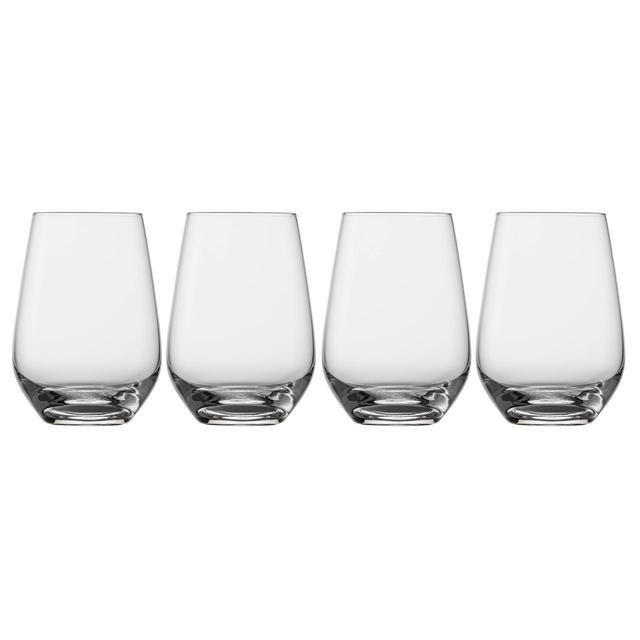 villeroy boch vivo long drink glass water set 400ml 4 per pack from ocado. Black Bedroom Furniture Sets. Home Design Ideas