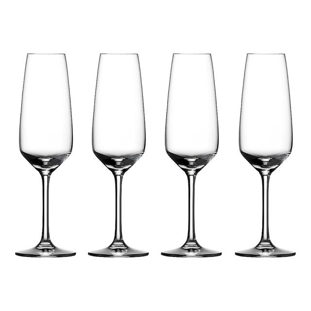 villeroy boch vivo champagne flutes set 250ml 4 per pack from ocado. Black Bedroom Furniture Sets. Home Design Ideas