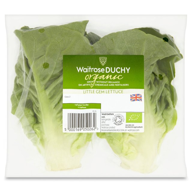 Waitrose Duchy Organic Little Gems