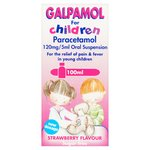 Galpharm Junior Paracetamol Liquid Suspension