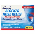 Galpharm Blocked Nose Relief Capsules