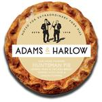 Adams & Harlow Large Huntsman Pork Pie