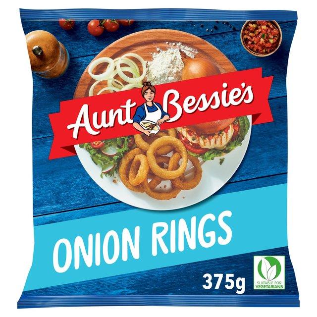 4540a45b564e Aunt Bessie's Whole Onion Rings in a Crisp Light Batter | Ocado